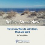 image of Relieve Stress Now CD cover